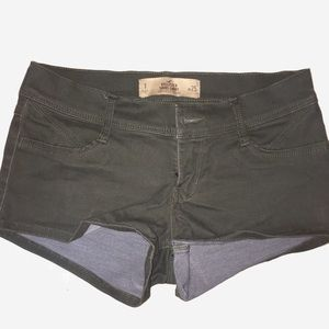 Hollister Low Rise Jean Shorts 1/25